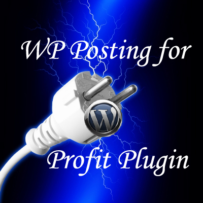 Make money with your wordpress posts using this plugin.