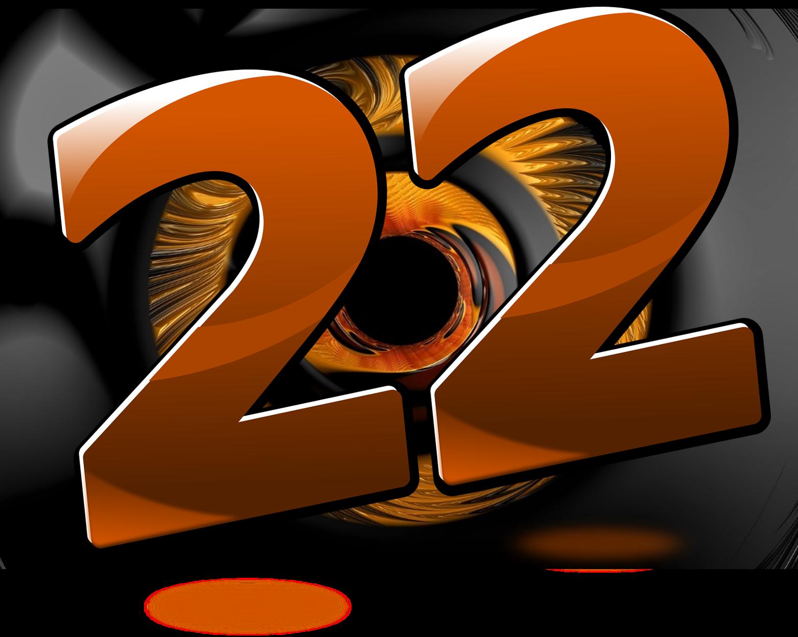 22 pushups