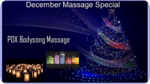 Massage GIFT Special December price